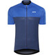 GORE WEAR C3 Optiline Jersey Men marine blue/dynamic cyan